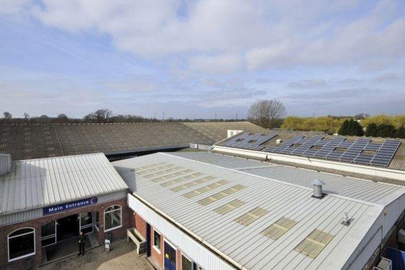 York Auction Centre Case Studies Duncan Renewables